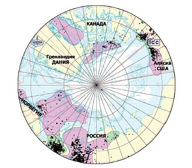 бурение арктики