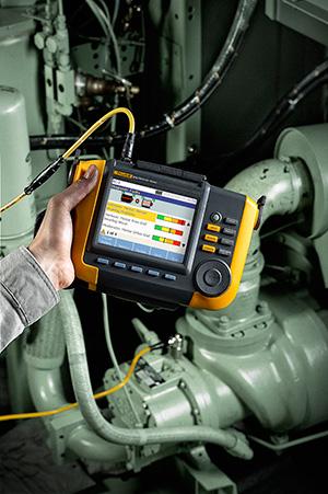 Предотвращение поломки компрессора с помощью измерителя вибрации